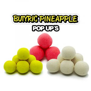Pop Up – Butyric Pineapple-16mm – Fluo Mixbox