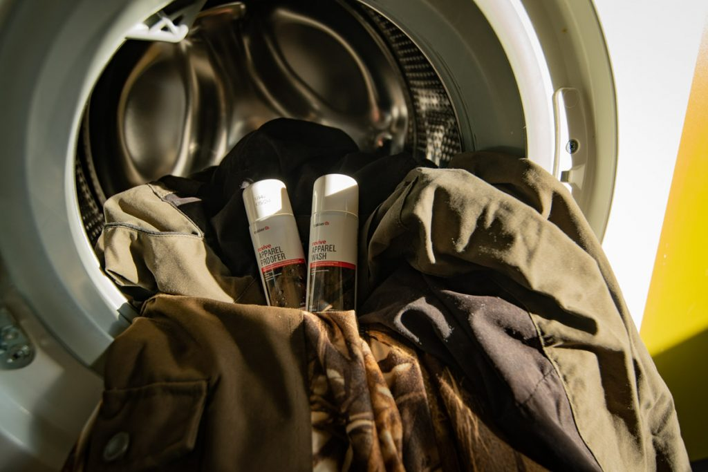 Trakker Apparel Wash und Proofer