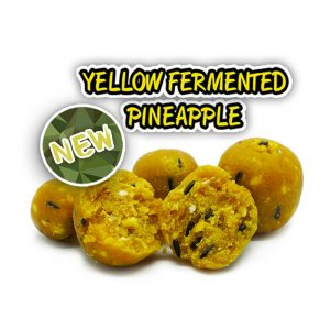 Boilie – Yellow Fermented Pineapple – 2,5kg