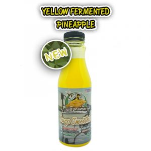 Carp Smoothie – Yellow Fermented Pineapple
