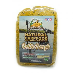 Boilie Dough – Yellow Fermented Pineapple