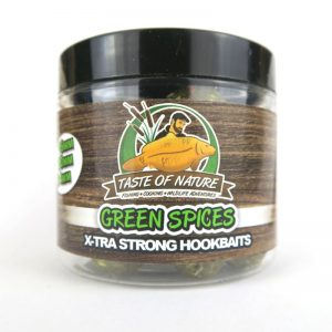 X-TRA Strong Hookbait – Green Spices