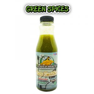 Carp Smoothie – Green Spice