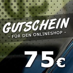 Gutschein 75€