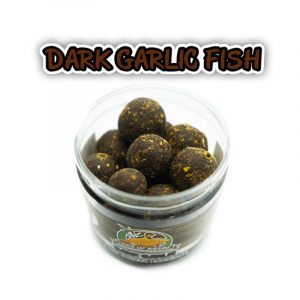 X-TRA Strong Hookbait – Dark Garlic Fish