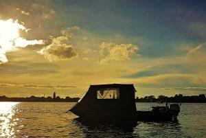 Karpfenangeln vom Boot – Ausrüstungstipps Part 1