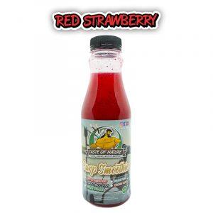 Carp Smoothie – Red Strawberry